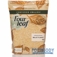 Four Leaf Millet Flakes 800g