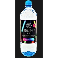 Frequency H2O Alkaline Spring Water: RAINBOW 1L