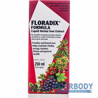 Floradix Formula Red 250ml