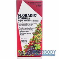 Floradix Formula Red 500ml