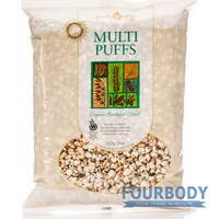 Good Morning Cereals Multi Puffs 125g
