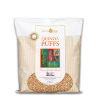 Good Morning Cereals Organic Quinoa Puffs 175g