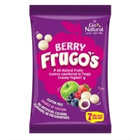 Go Natural Frugo's Berry 210g (7 x 30g packs)