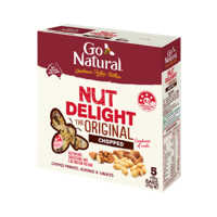 Go Natural Nut DeLight Chopped 5pk 175g