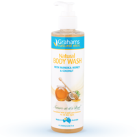 Graham's Natural Body Wash 250ml