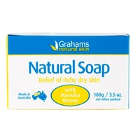 Graham's Natural Soap 100g