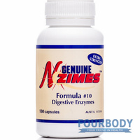 Genuine N Zimes Formula No. 10 180 caps
