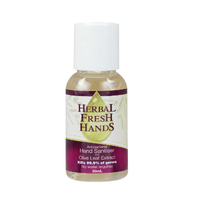 The Herbal Extract Company Herbal Fresh Hands 50g