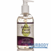 The Herbal Extract Company Herbal Fresh Hands 250g