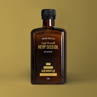 Hemple Virgin Hemp Seed Oil 250ml