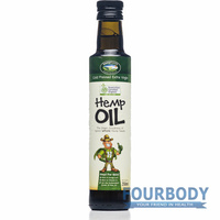 Hemp Foods Australia Organic Hemp Oil 250ml