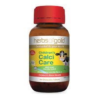 Herbs Of Gold Children's Calci Care 60 chewable tabs