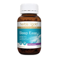 Herbs of Gold Sleep Ease 60 caps