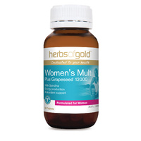 Herbs Of Gold Women's Multi 60 tabs