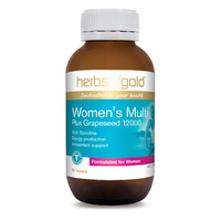 Herbs Of Gold Women's Multi 90 tabs