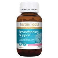 Herbs Of Gold Breast-Feeding Support 60 tabs