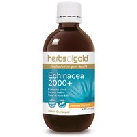 Herbs Of Gold Echinacea 2000+ 100ml