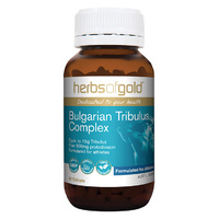 Herbs Of Gold Bulgarian Tribulus Complex 60 tabs