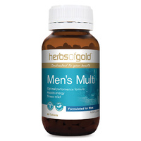 Herbs Of Gold Men's Multi 60 tabs