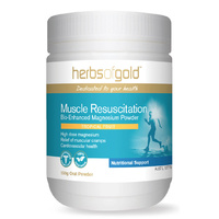 Herbs Of Gold Muscle Resuscitation 150g