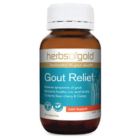 Herbs Of Gold Gout Relief 60 vcaps