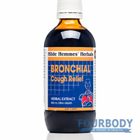 Hilde Hemmes Herbal's Bronchial Cough Mix 200ml