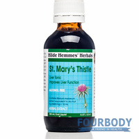 Hilde Hemmes Herbal's St. Mary's Thistle 100ml