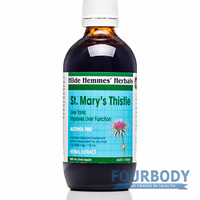 Hilde Hemmes Herbal's St. Mary's Thistle 200ml