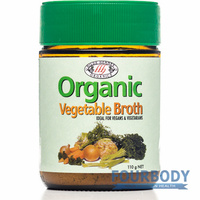 Hilde Hemmes Herbal's Organic Vegetable Broth 110g