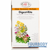 Hilde Hemmes Herbal's Digest Rite 30 tea bags