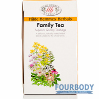 Hilde Hemmes Herbal's Family 30 tea bags