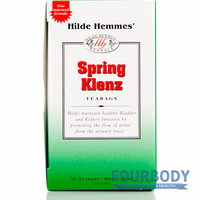 Hilde Hemmes Herbal's Spring Klenz Mix 30 tea bags