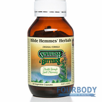 Hilde Hemmes Herbal's Swedish Bitters 120 vcaps
