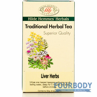 Hilde Hemmes Traditional Tea Liver Herbs 50g