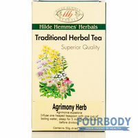 Hilde Hemmes Traditional Tea Agrimony 50g