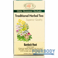 Hilde Hemmes Traditional Tea Burdock Root 50g
