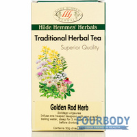 Hilde Hemmes Traditional Herbal Tea Golden Rod 50g
