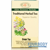 Hilde Hemmes Traditional Tea Green Tea (Gun Powder) 75g