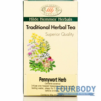 Hilde Hemmes Traditional Tea Pennywort 50g