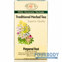 Hilde Hemmes Traditional Tea Pimpernel Root 75g