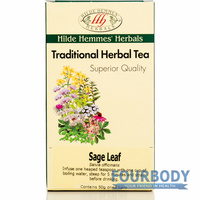 Hilde Hemmes Traditional Tea Sage Leaf 50g