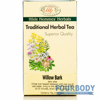 Hilde Hemmes Traditional Tea Willow Bark 75g