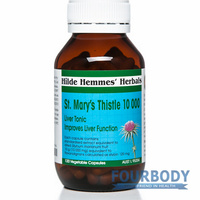 Hilde Hemmes Herbal's St. Mary's Thistle 10,000mg 120 vcaps