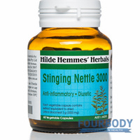 Hilde Hemmes Herbal's Stinging Nettle 3000mg 60 vcaps