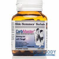Hilde Hemmes Herbal's Carb Master 60 vcaps
