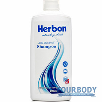 Herbon Anti Dandruff Shampoo 250ml