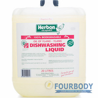 Herbon Dishwashing Liquid Frag Free 20L