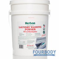 Herbon Laundry Washing Powder FF 20kg