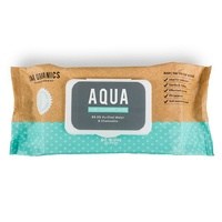 Jak Organics Aqua Purified Water Wipes 80s