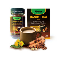 Kintra Foods Roasted Dandelion Chai 32s Tea Bags